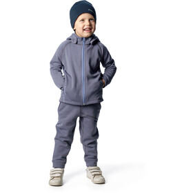 Houdini Power Houdi Veste Enfant, spokes blue